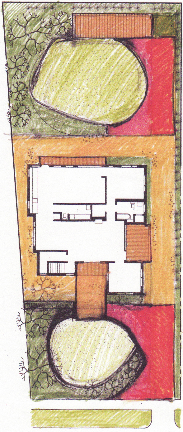 Peter-Brown-Architects-Peggy-Bennett-Residence-Site-Sketch