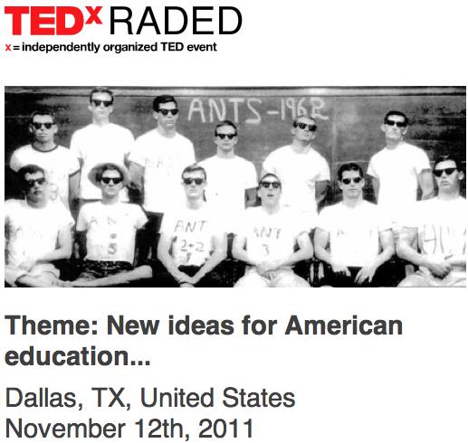 TEDxRadEd