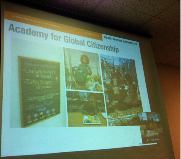 Lincoln High School ECAP Academy for Global Citizenship 3